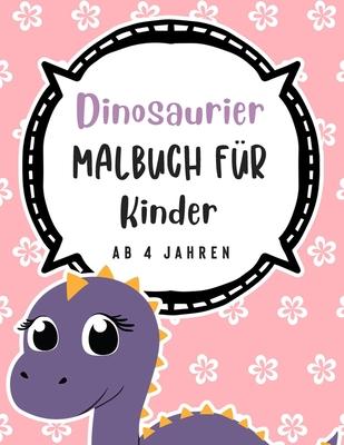 Dinosaurier Malbuch F R Kinder Ab 4 Jahren 45 Super Coole Dinos Zum Ausmalen F R Kinder By Caravaneart Press
