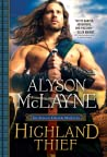 Highland Thief (The Sons of Gregor MacLeod, #5)