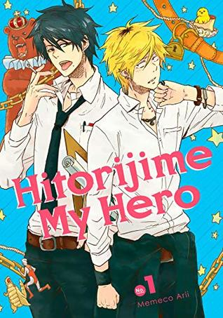 ひとりじめマイヒーロー 1 Hitorijime My Hero 1 By Memeko Arii
