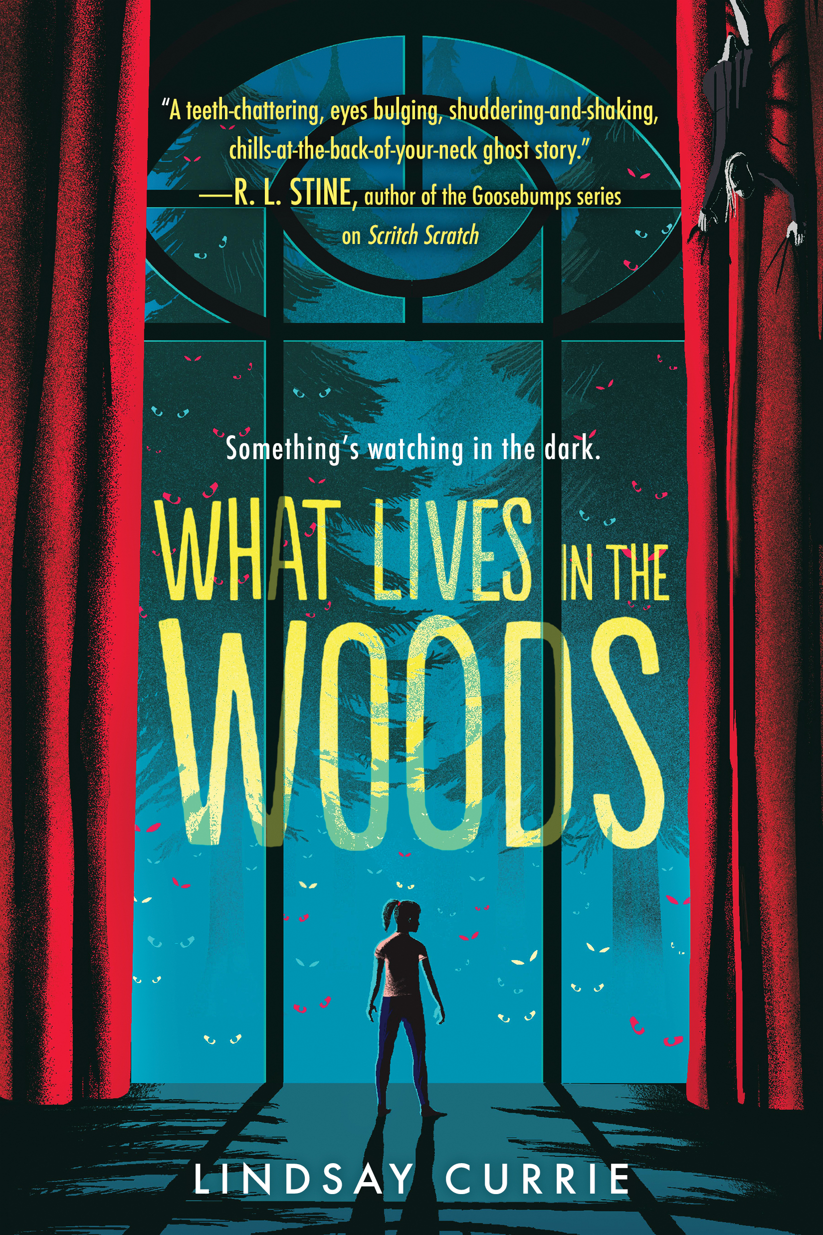 What Lives in the Woods by Lindsay Currie