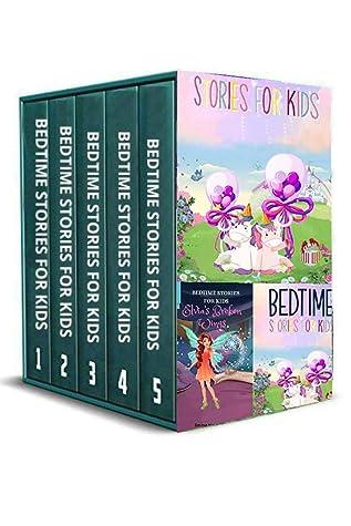 Bedtime Stories for Kids: Cute bedtime children stories Box-set Books (7-9)
