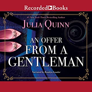 Audiobook cover for An Offer from a Gentleman