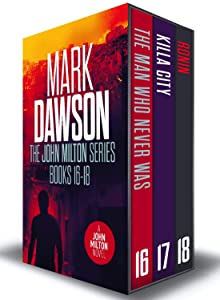 The John Milton Series: Books 16-18