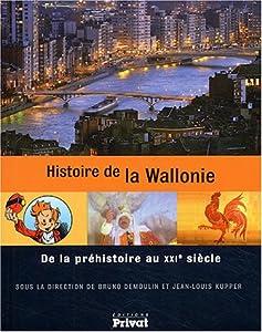 Histoire de la Wallonie de la préhistoire au XXIe siècle
