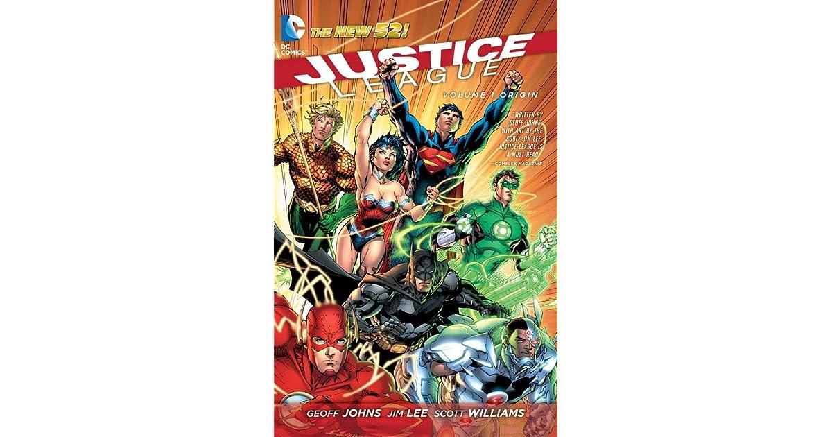Read Justice League Volume 1 Origin By Geoff Johns