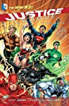 Justice League, Volume 1 by Geoff Johns