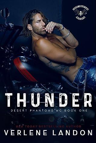 Thunder (Desert Phantoms MC, #1)