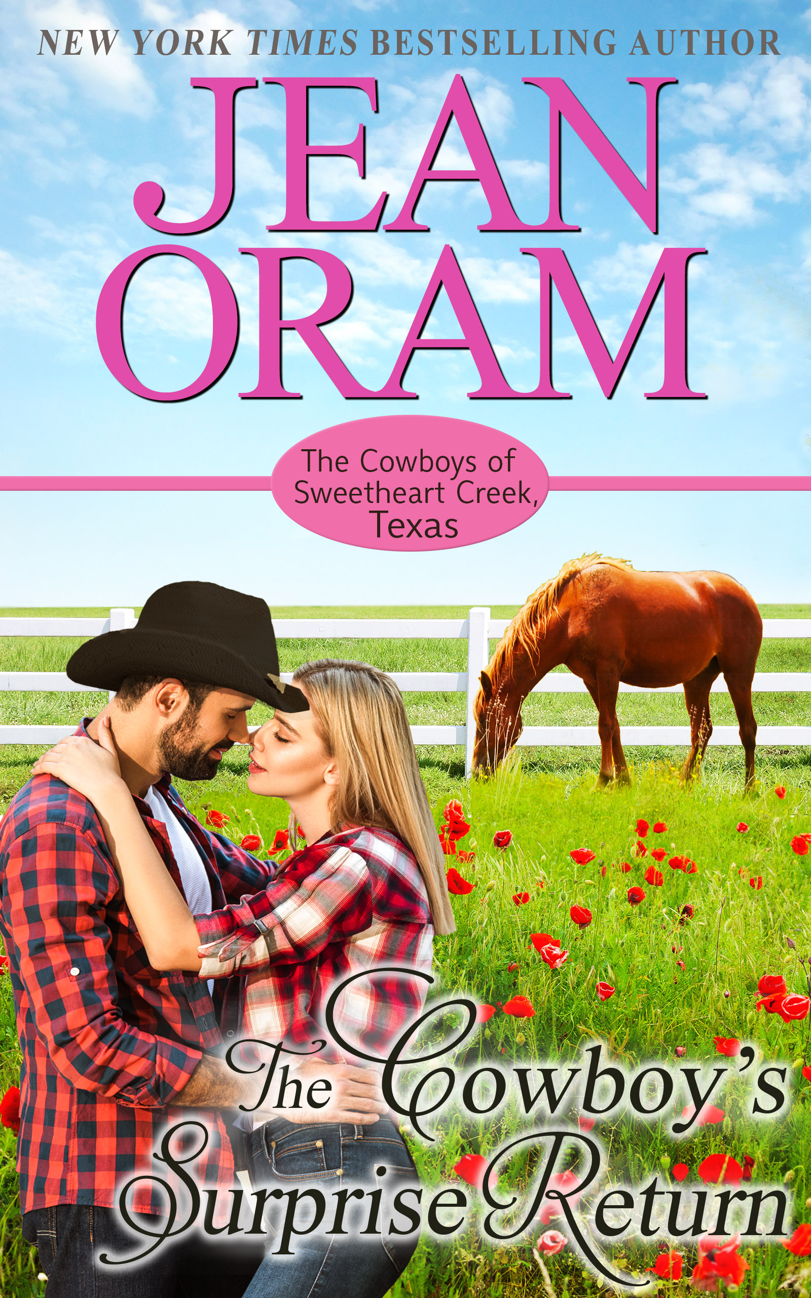 The Cowboy's Surprise Return by Jean Oram