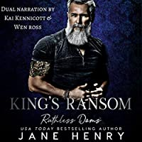 King's Ransom (Ruthless Doms, #3)