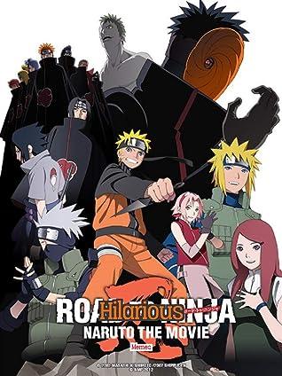 The Naruto Funniest menes - Cool Book menes