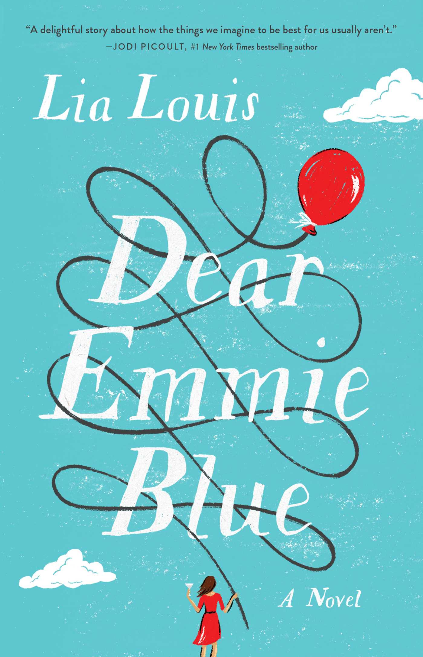 Dear Emmie Blue: A Novel