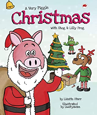 A Very Piggle Christmas: with Shog and Lilly Frog (Red Beetle Children's Picture Books Ages 3-8)