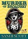Murder Off Broadway: A Pet Portraits Cozy Mystery