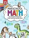 Preschool Math: Fun Beginner Preschool Math Learning Activity Workbook