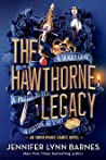 The Hawthorne Legacy by Jennifer Lynn Barnes