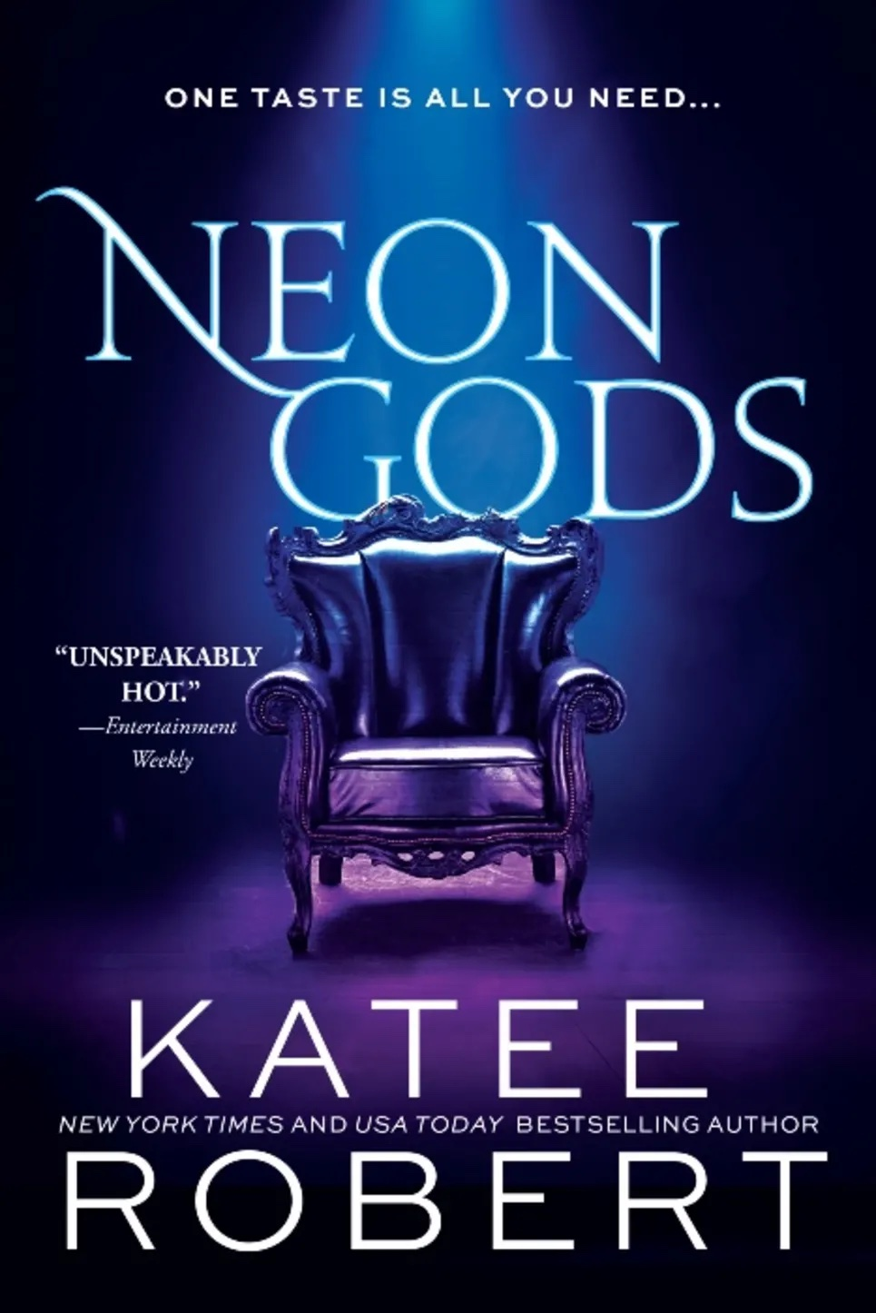Neon Gods (Dark Olympus, #1)