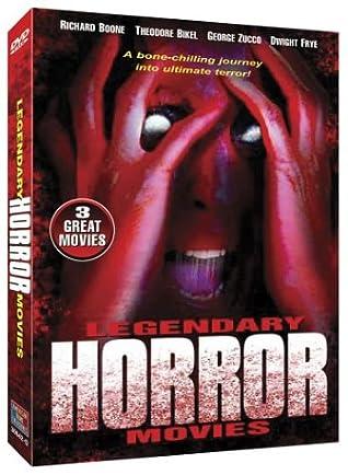 Legendary Horror Movies (I Bury The Living / Dead Men Walk / The Screaming Skull)