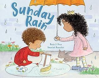 Sunday Rain by Rosie J. Pova