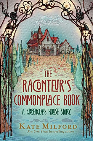 The Raconteur's Commonplace Book (Greenglass House #5)