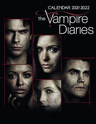 Amazing Calendar 2022.The Vampire Diaries Calendar 2021 2022 Amazing 18 Month Book Calendar 2021 2022 With Size 8 5 X11 By New Year Calendar