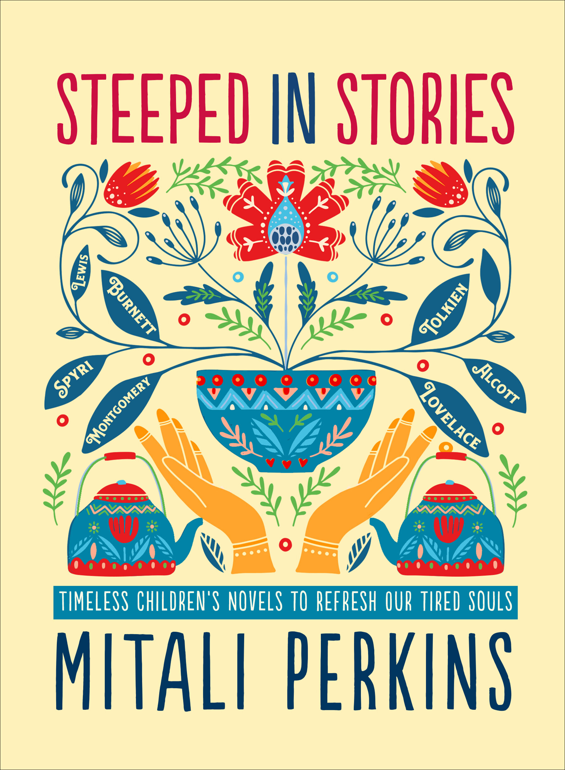 Steeped in Stories: Timeless Children's Novels to Refresh Our Tired Souls