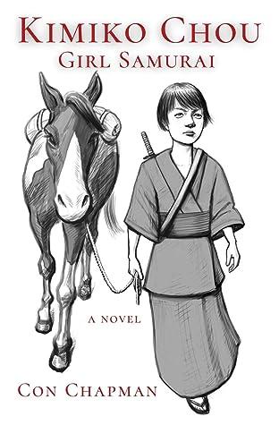 Kimiko Chou, Girl Samurai