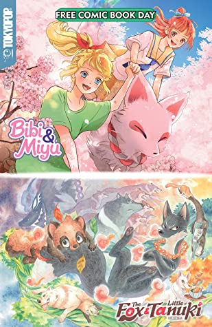Bibi & Miyu and The Fox & Little Tanuki (Free Comic Book Day comics 1)