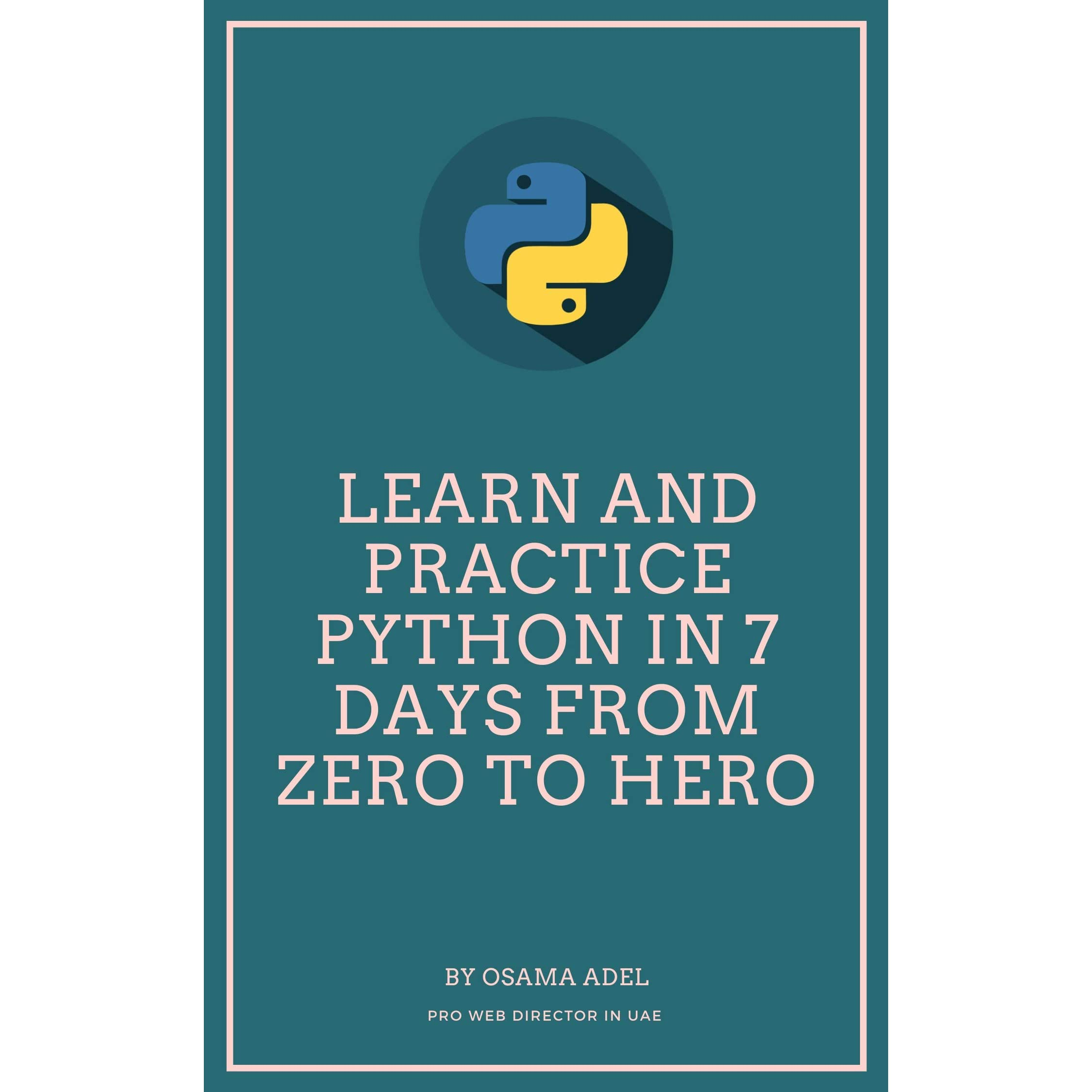 Learn and Practice Python in 20 Days From Zero To Hero Learn ...