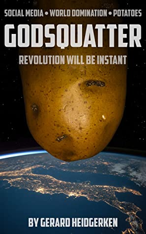 Front cover of Godsquatter by Gerard Heidgerken