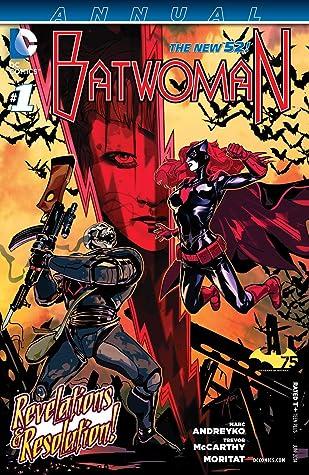 Batwoman Story: Batwoman (2011) Vol 1