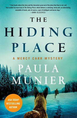 The Hiding Place (Mercy & Elvis Mysteries #3)