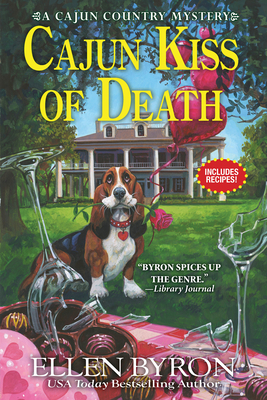 Cajun Kiss of Death (Cajun Country Mystery #7)