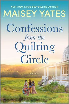 Confessions from the Quilting Circle: A Novel