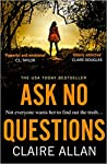 Ask No Questions by Claire Allan