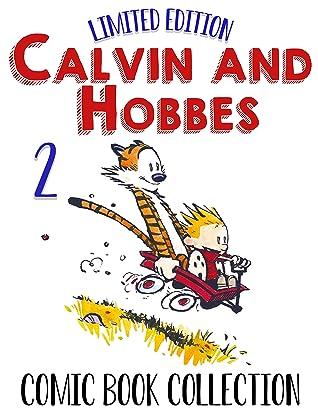 Children book series Calvin and Hobbes Full series: Funny Calvin and Hobbes Limited Edition Volume 2