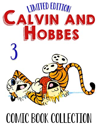 Children book series Calvin and Hobbes Full series: Funny Calvin and Hobbes Limited Edition Volume 3