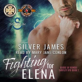 Fighting for Elena by Silver James