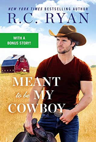 Meant to Be My Cowboy (Wranglers of Wyoming, #3)