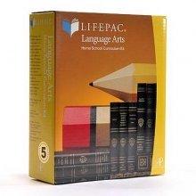 Lifepac Gold Language Arts Grade 2: Set of 10