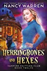 Herringbones and Hexes (Vampire Knitting Club #12)