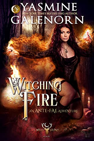 Witching Fire (The Wild Hunt, #16)
