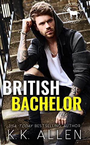 British Bachelor (Cocky Hero Club)