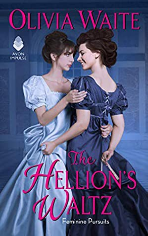 The Hellion's Waltz book cover