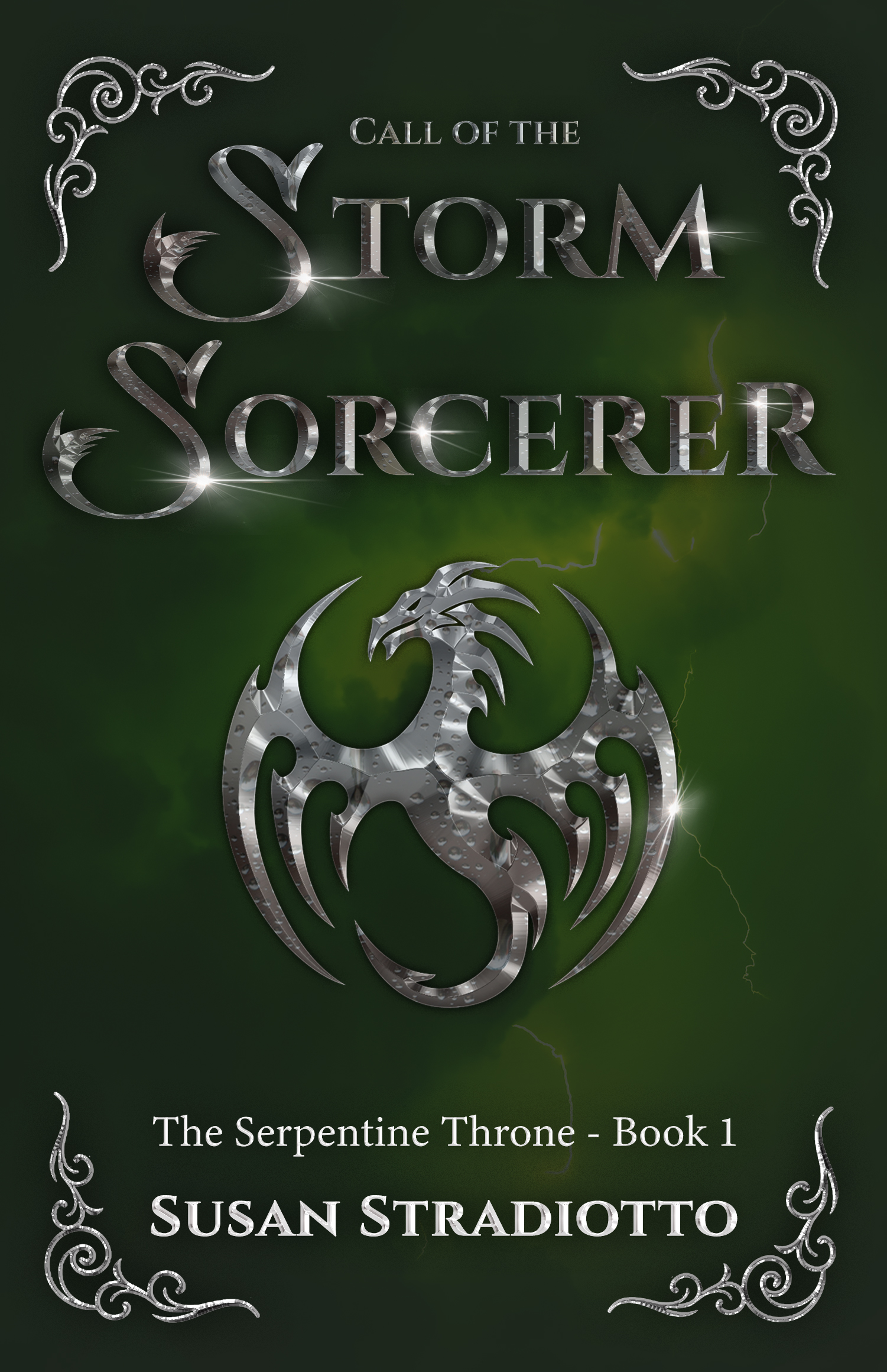Call of the Storm Sorcerer