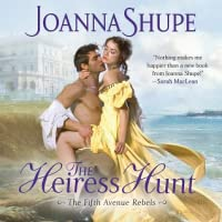 The Heiress Hunt (The Fifth Avenue Rebels, #1)