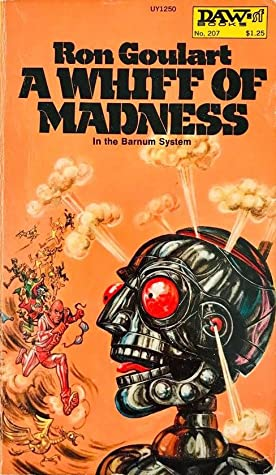 A Whiff of Madness by Ron Goulart