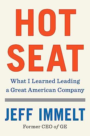 Hot Seat by Jeff Immelt