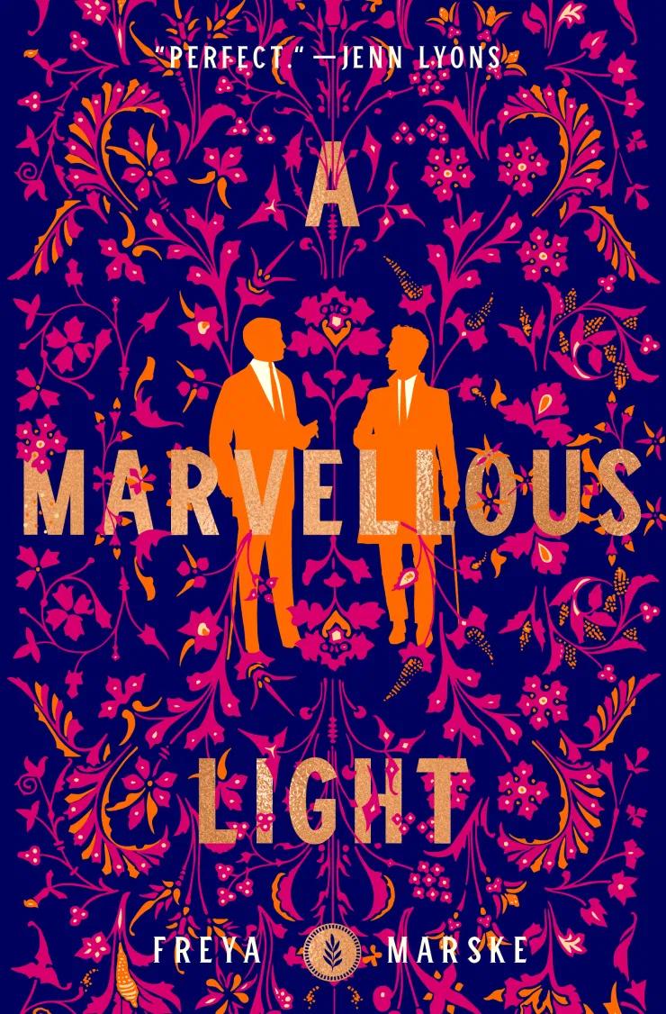 A Marvellous Light (The Last Binding, #1) by Freya Marske