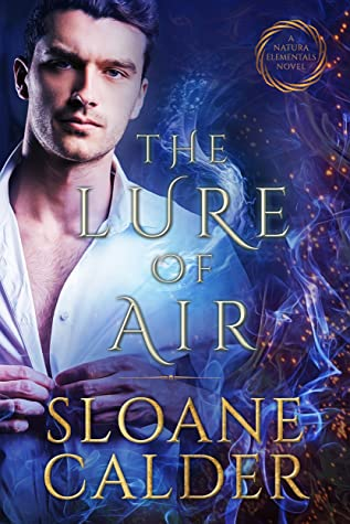 The Lure of Air (Natura Elementals, #2)
