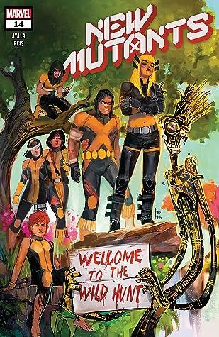 New Mutants #14 by Vita Ayala